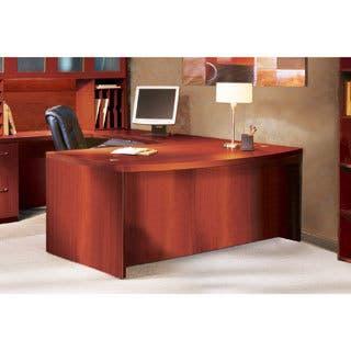 Mayline Aberdeen 72-inch Cherry Bow Front Desk Shell https://ak1.ostkcdn.com/images/products/3295057/Mayline-Aberdeen-72-inch-Cherry-Bow-Front-Desk-Shell-P11395322.jpg?impolicy=medium