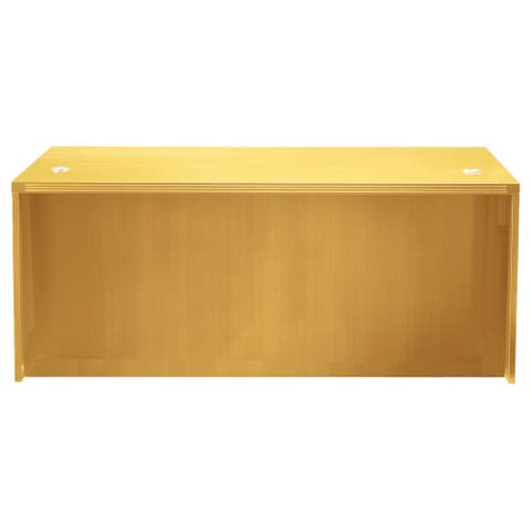 Mayline Aberdeen 72-inch Conference Front Desk Shell - 72""