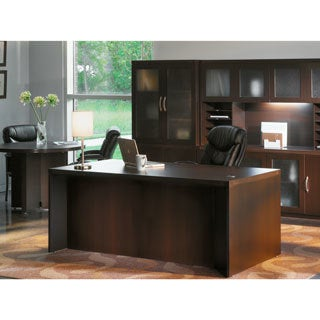 Mayline Aberdeen 60 in. W x 30 in. D Straight Front Desk Shell