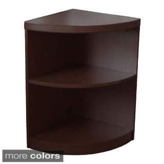 Mayline Aberdeen Quarter-Round Mocha Bookcase https://ak1.ostkcdn.com/images/products/3295097/P11395342.jpg?impolicy=medium