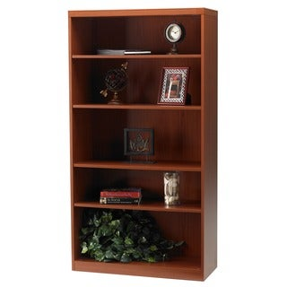 Mayline Aberdeen 5-shelf Bookcase