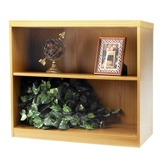 Mayline Aberdeen Bookcase, 2 Shelf