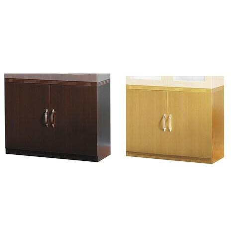 """Mayline Aberdeen 36""""W Storage Cabinet with 2 Doors"""