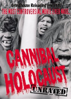Cannibal Holocaust (DVD)