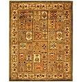 Safavieh Handmade Classic Empire Wool Panel Rug (9'6 x 13'6)