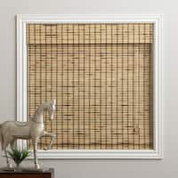 Arlo Blinds Corded Rustique Bamboo Roman Shade with 54 Inch Height