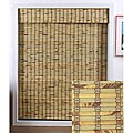 Arlo Blinds Rustique Bamboo Roman Shade (42 in. x 74 in.)
