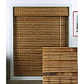 Arlo Blinds Dali Native Bamboo Roman Shade (45 in. x 74 in.)