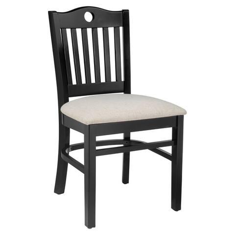Peek-a-boo Rachel Dining Chair (Set of 2)