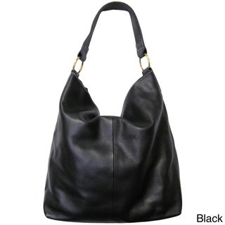 Amerileather Cynthia Genuine Leather Handbag