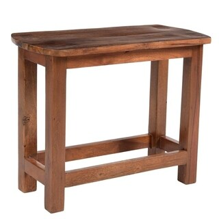 Wooden Milking Bench (India)