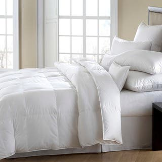 Superior White All-Season Down Alternative Hypoallergenic Comforter