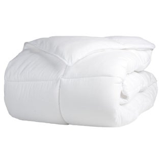 Superior All-Season Luxurious Down Alternative Hypoallergenic Comforter (2 options available)