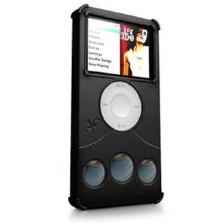 ifrogz n3gsc-17 Audiowrapz Multimedia Player Skin for iPod