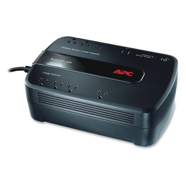 APC Back-UPS ES 550VA Desktop UPS