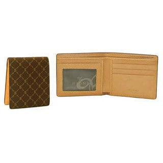 Rioni Signature Men's Wallet