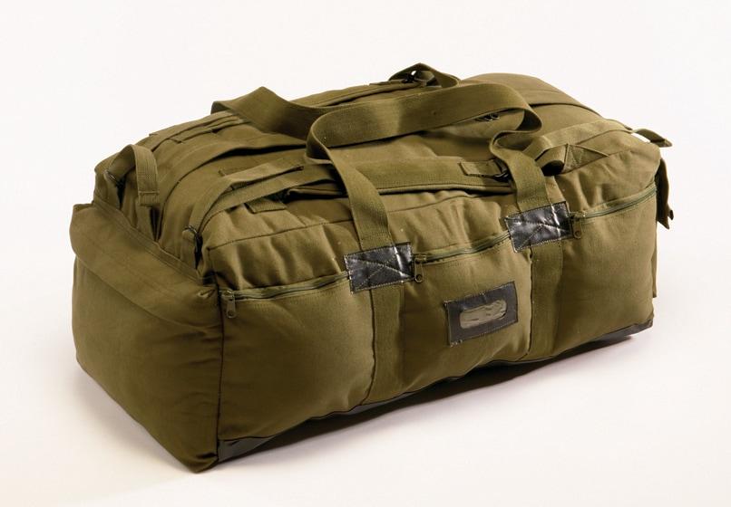 Texsport Canvas Tactical Bag - Thumbnail 1