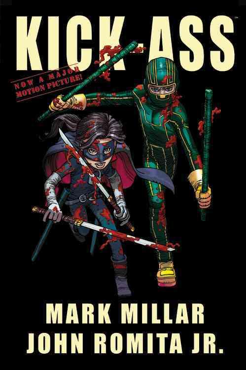 Kick-Ass (Paperback)