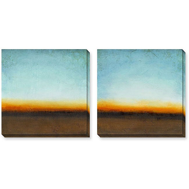 Gallery Direct Jacobs 'Traveling Home' Gallery Wrapped Art Set