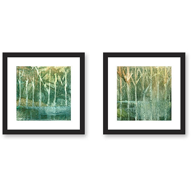 Gallery Direct Ashton 'Imposed Environment' 2-piece Framed Art Set