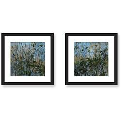 Gallery Direct Kim Coulter 'Rhapsody' Framed Art Print Set