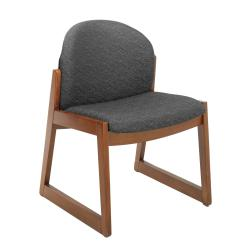 Safco Urbane Armless Visitor Chair - Thumbnail 1