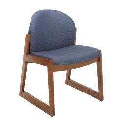 Safco Urbane Armless Visitor Chair - Thumbnail 2