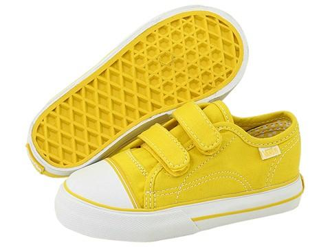 9a59b1bc1d Shop Vans Kids Big School (Infant Toddler) (Minicheck Lining) True Yellow True  White Athletic - Free Shipping On Orders Over  45 - Overstock - 4661684