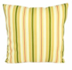 Decorative Alex Stripe Outdoor Pillows (Set of 2) - Thumbnail 2