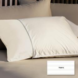 Silk/Cotton 500 Thread Count Pillow Protectors (Set of 2) - Thumbnail 2