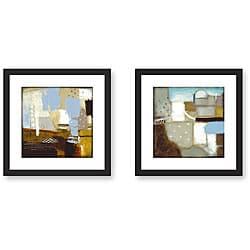 Gallery Direct Sean Jacobs 'Maritime' Framed Art Print Set