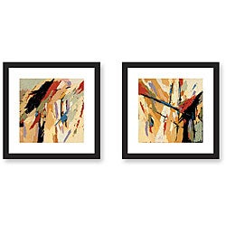 Gallery Direct Price 'Wild Thang, I Think I Love You' Framed Art