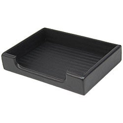 Royce Leather Accessory Tray