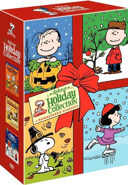 Peanuts Holiday Collection (DVD)