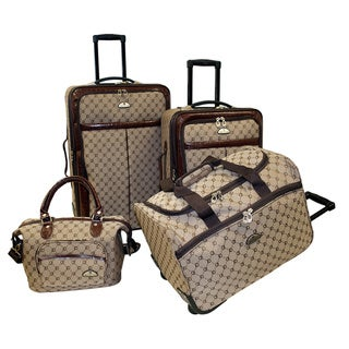 Link to American Flyer Signature 4-piece Set Similar Items in Luggage Sets