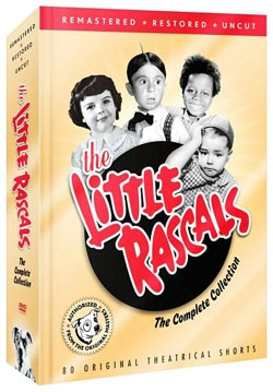 The Little Rascals: The Complete Collection (DVD)