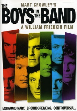 The Boys In The Band (DVD)