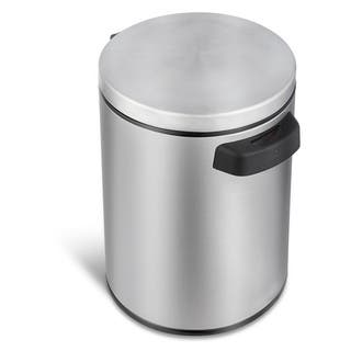 Stainless Steel Motion Sensor 1.3-gallon Trash Can