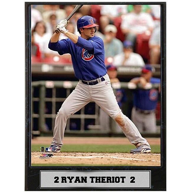 Ryan Theriot 9x12 Photo Plaque