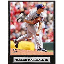 Sean Marshall 9x12 Photo Plaque