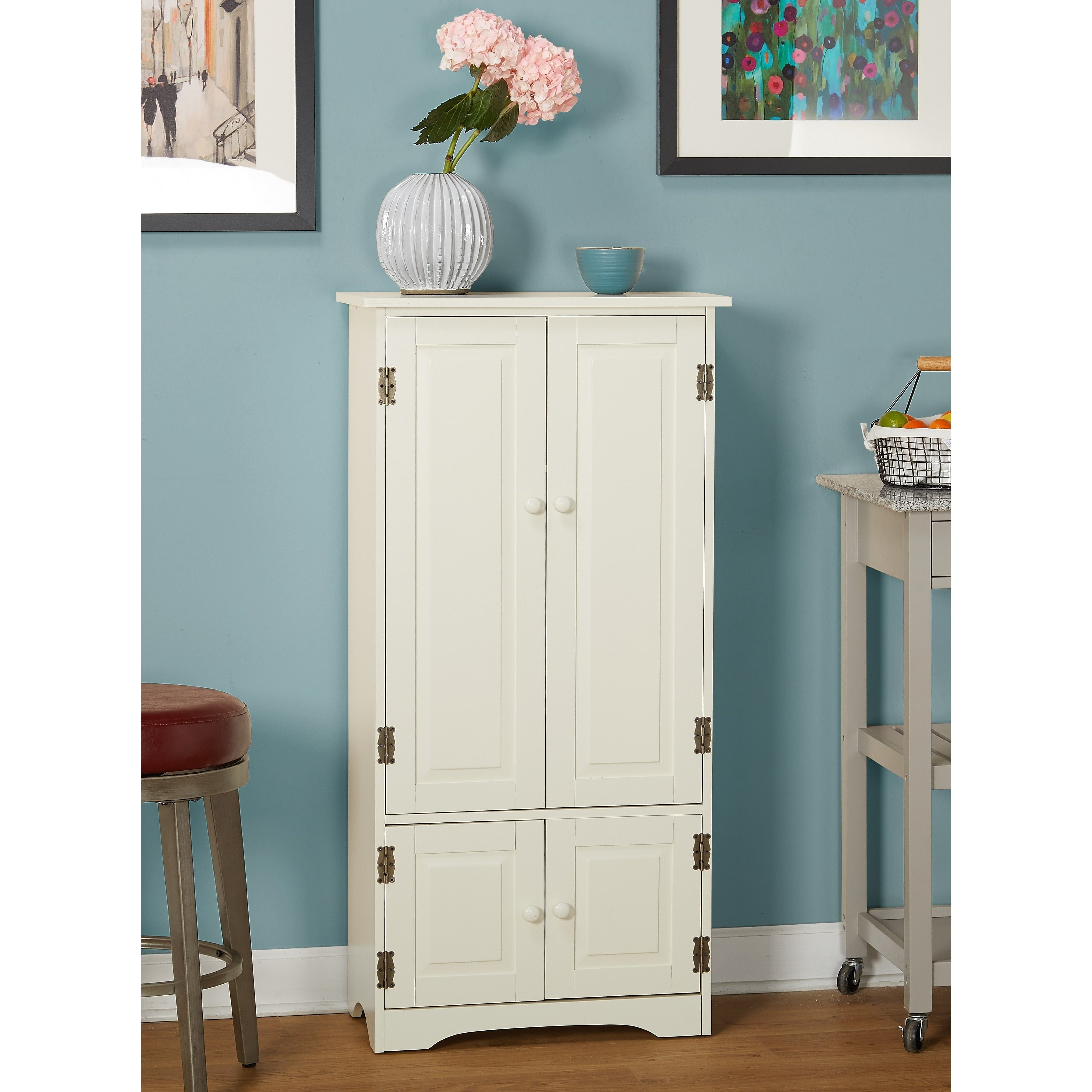White Kitchen Furniture For Less | Overstock