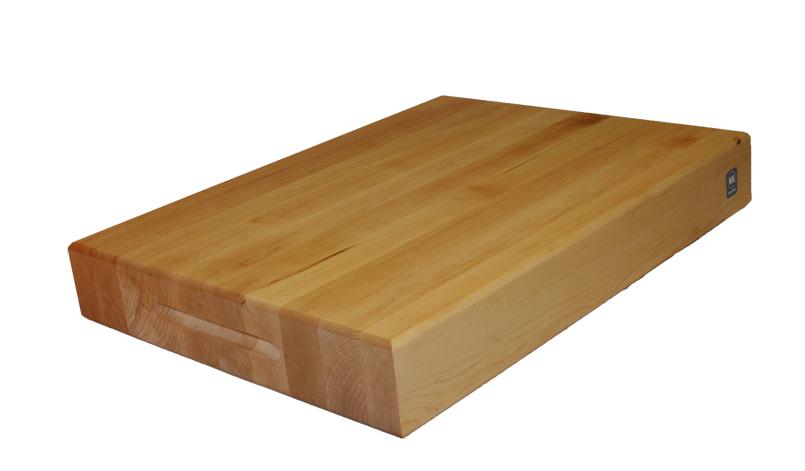 "Maple Edge Grain 20"" x 15"" NSF-Certified Cutting Board"
