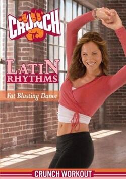 Crunch: Latin Rhythms (DVD)
