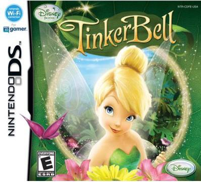 Nintendo DS - Disney Fairies: Tinker Bell