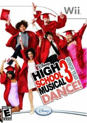 Wii - High School Musical 3: Senior Year Dance