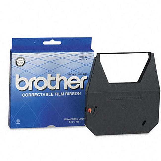 Brother Series CE/CX/EM/WP Typewriter Correctable Film Ri...