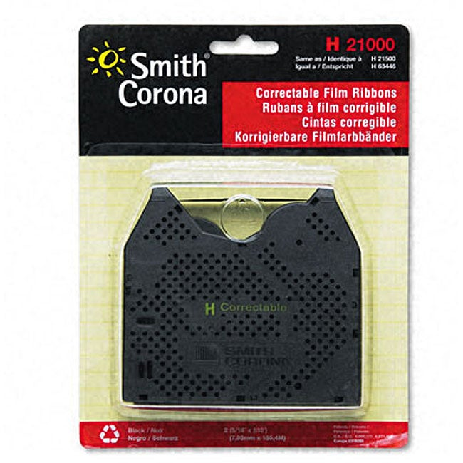 Smith Corona Correctable Film Ribbons (Pack of 2)