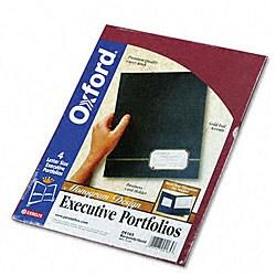 Monogram Series Two-Pocket Portfolios (Pack of 4)