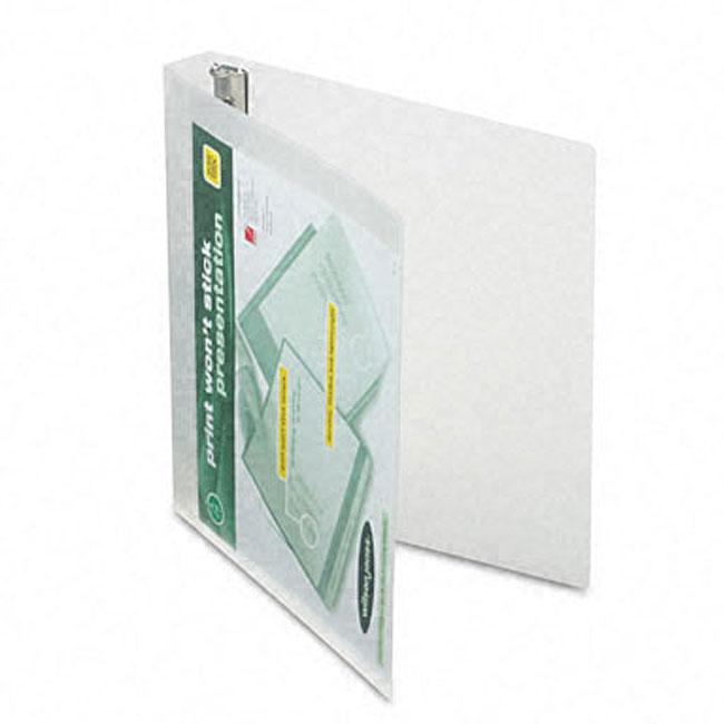 shop print wont stick 1 inch view tab flexible binder free