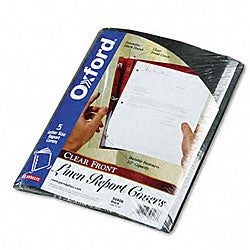 Clear Front Report Covers (Pack of 5)